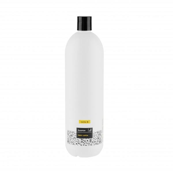 Tekutý šampón proti lupinám / zázvor