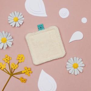 Froté odličovacie tampóny z BIO bavlny